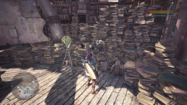 Monster Hunter World Ecological Research Center Guide ...
