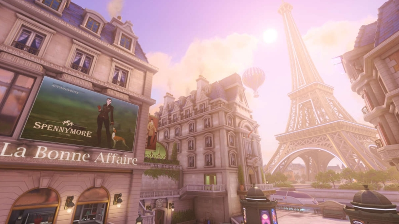 Overwatchs New Paris Map In Testing Ahead Of Overwatch League 2019 Metabomb
