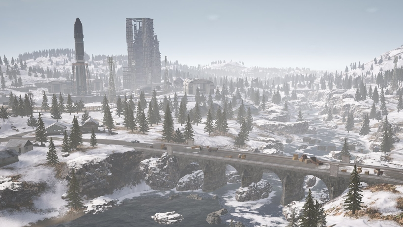 Latest PUBG Update Adds Then Removes Snowbikes From Test Servers Metabomb