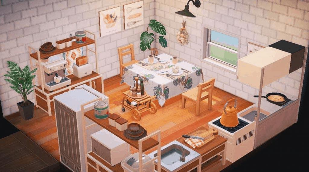 Happy Home Academy in Animal Crossing New Horizons on Ironwood Animal Crossing  id=45356