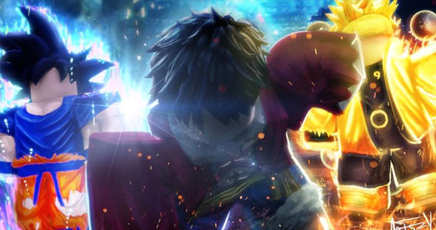 roblox anime fighting simulator codes