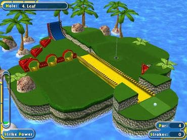 Mini Golf Pro   Free Download   GameTop Mini Golf Pro Free Game
