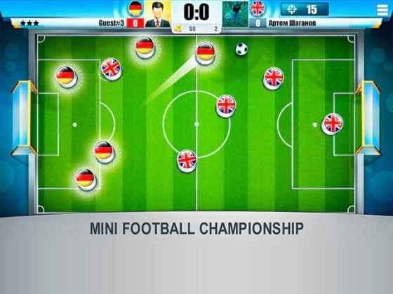 Mini Football Championship   Free Download   GameTop