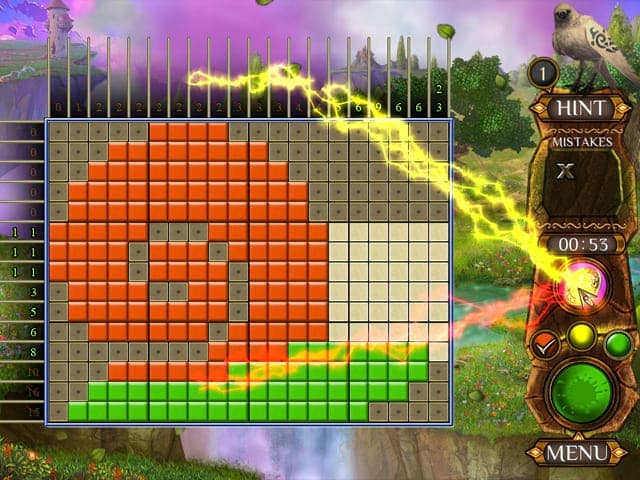 The Far Kingdoms: Magic Mosaics Screenshots