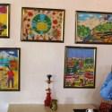 अन्नपूर्ण ड्रिम टिमका विद्यार्थीको सामूहिक कला प्रदर्शनी