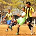 पोखरामा 'देश्ना चन्द स्मृति भेट्रान्स फुटबल' सुरु, उद्घाटन खेलमा आयोजक विजयी