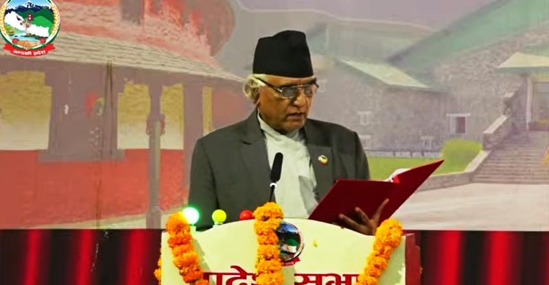 कृष्णचन्द्र नेपाली पोखरेल