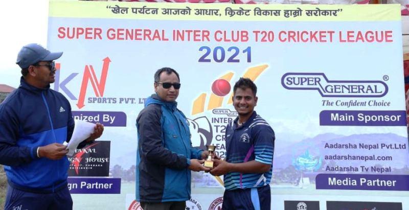चितवन सुपर जनरल अन्तर क्लव टी–२० क्रिकेट लिगको सेमिफाइनलमा