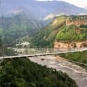 विश्वकै लामो झोलुङ्गे पुल