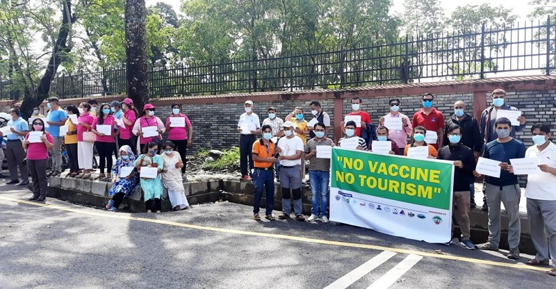 पर्यटन पुनरुत्थानका लागि परिषद्द्वारा प्रधानमन्त्रीलाई ध्यानाकर्षण