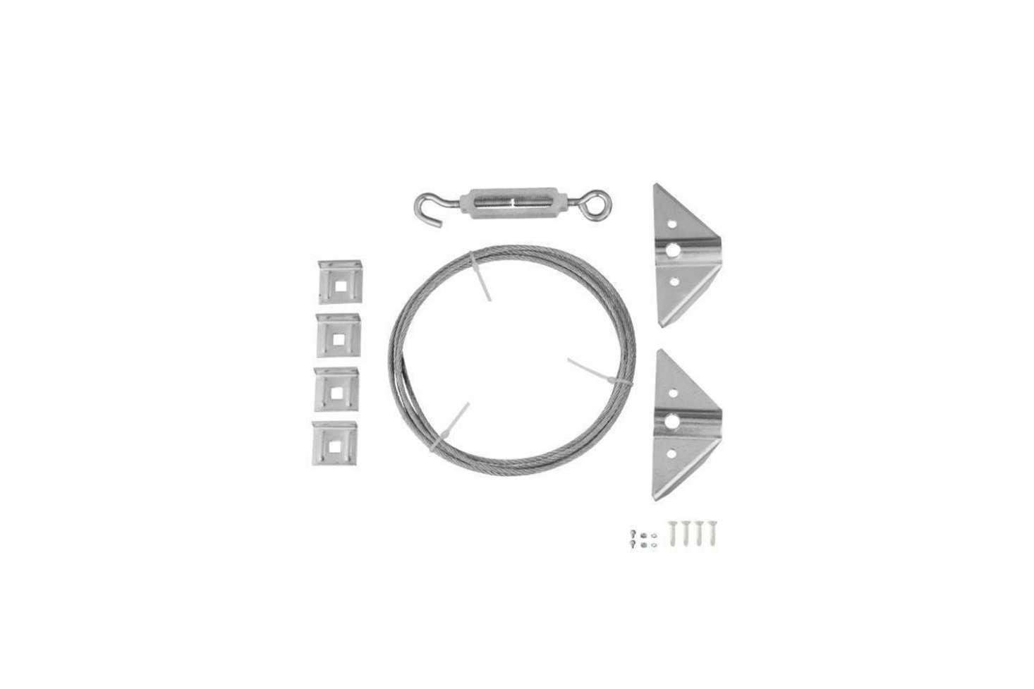 10 Easy Pieces Gate Braces
