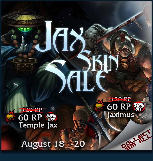 League Of Legends Ph Jax Skin Sale League Of Legends