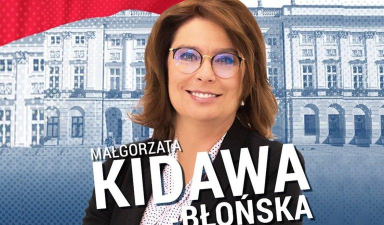 Pokonałam Kaczyńskiego, pokonam Dudę. Będę Prezydentem wszystkich Polaków.