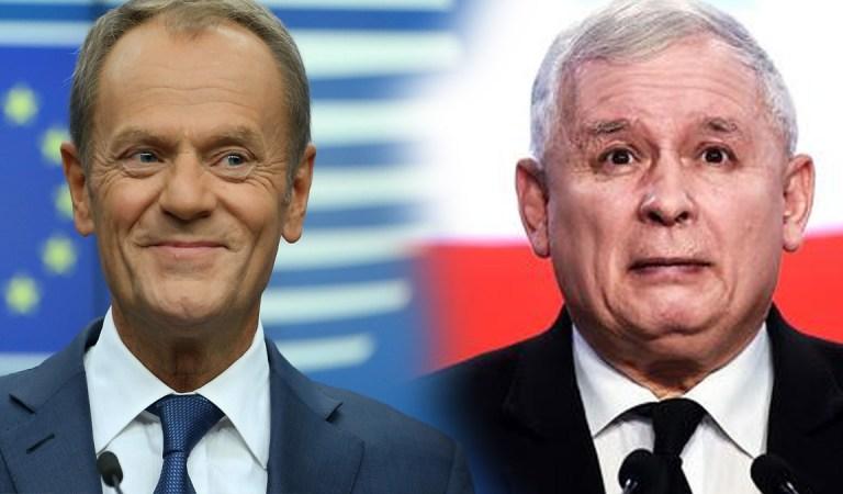 """Donald Tusk zaprasza Kaczyńskiego na spacer. """"Pogadajmy o dawnych czasach"""""""