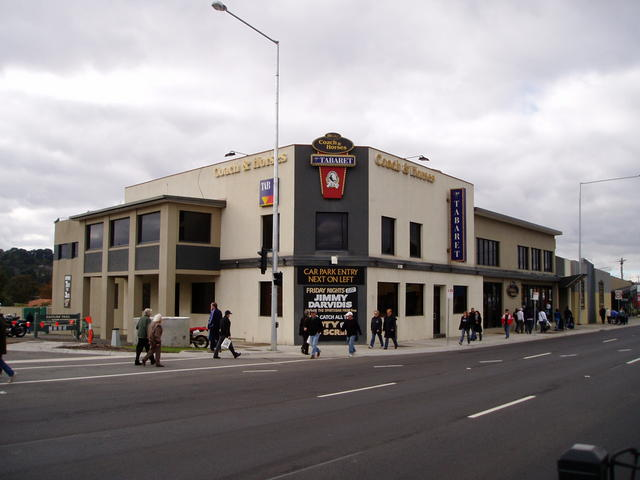 The Coach Amp Horses Hotel In Ringwood Melbourne