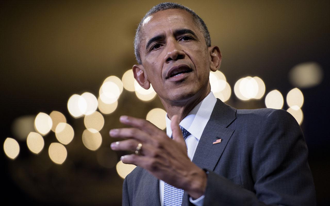 US President Barack Obama  / AFP PHOTO / Brendan Smialowski