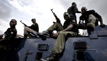 Image result for Militants kill army captain, four policemen in Ikorodu