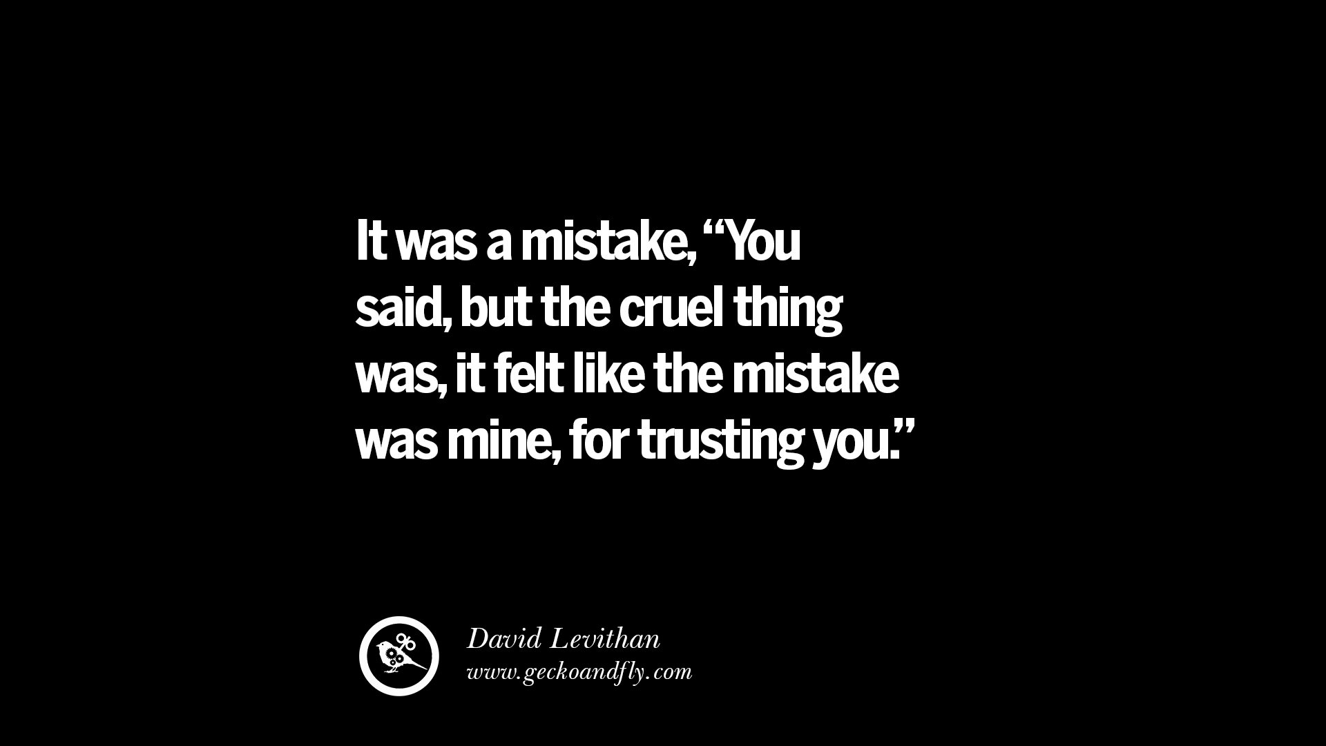 Love Trust Loyalty Quotes