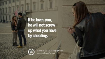 cheating, Why Him Cheating Is Not Your Fault