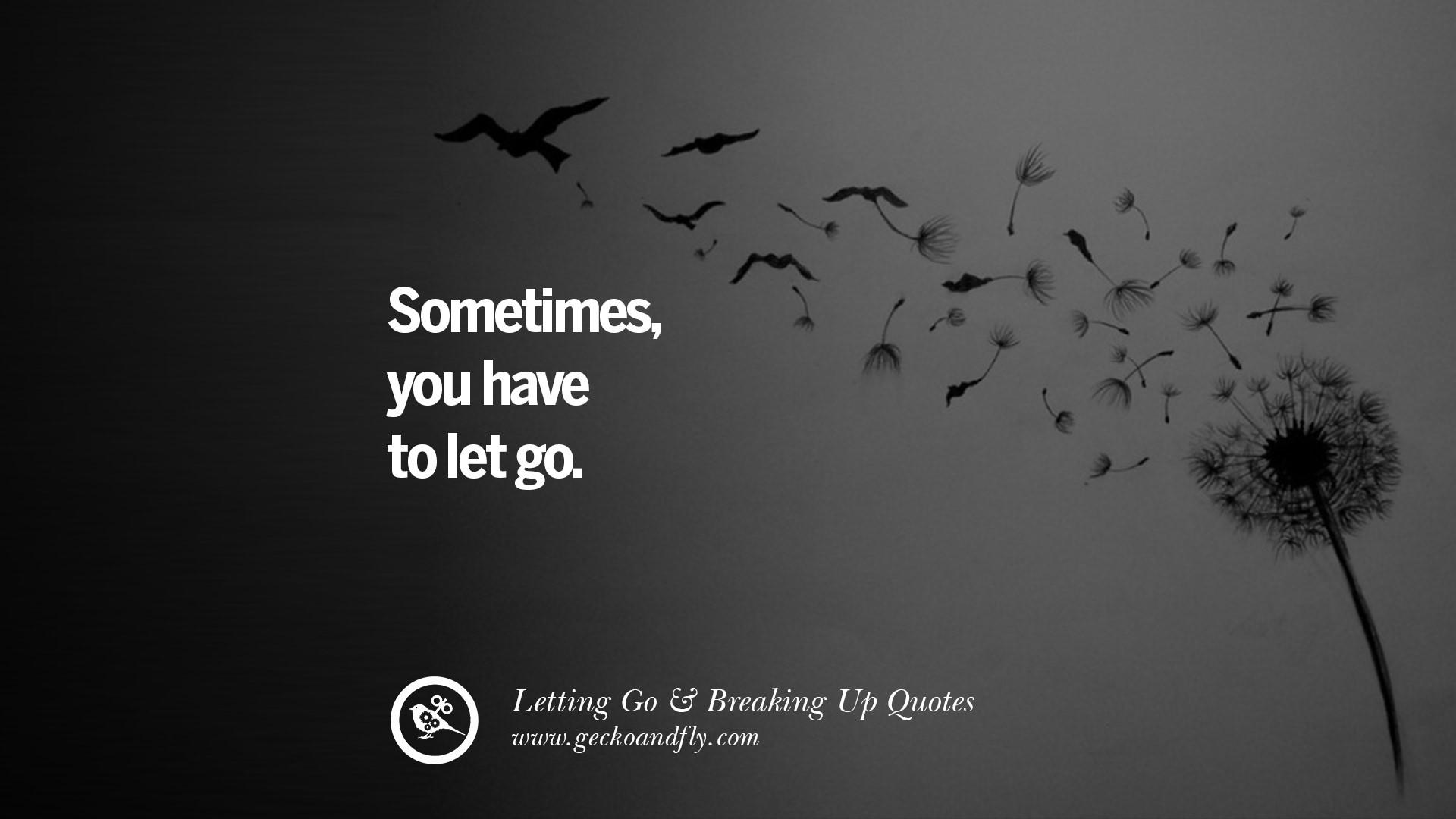 I Have Let Go