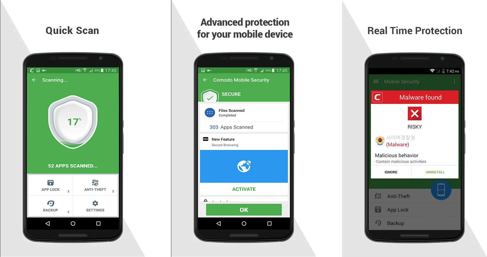 Android Antivirus Mobile Free