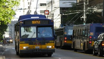 Seattle transportation officials experiment with ride-hailing to fill transit gaps