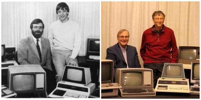 Paul Allen dan Bill Gates