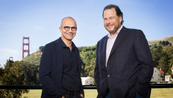 Together again? Microsoft and Salesforce deepen cloud partnership despite years of rivalry and rifts
