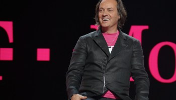 T-Mobile adds another 1.3M customers as CEO John Legere addresses merger buzz