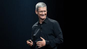 Apple CEO Tim Cook. (Photo: Apple)