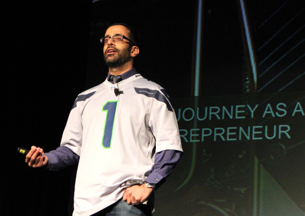 Rahul Sood at Startupday 2015
