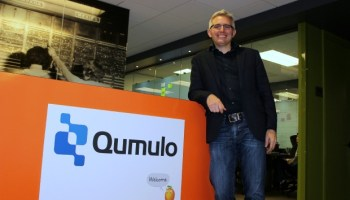 Qumulo co-founder and CTO Peter Godman has left the company