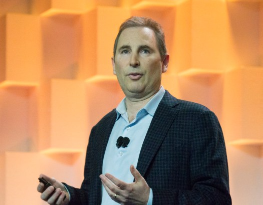 Amazon Web Services CEO Andy Jassy implores partners to ...