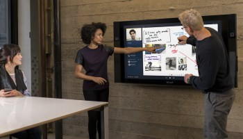 Microsoft is closing its Surface Hub manufacturing plant outside Portland and laying off 124 workers