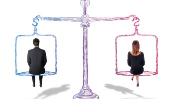 There's a big difference between how men and women see employer salary policies