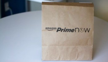 Amazon's Prime Now comes to the web, expanding beyond mobile app