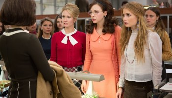 'Good Girls Revolt' executive producer 'flabbergasted' over Amazon cancellation as fans rally around axed series