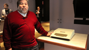 Woz dumps on FBI over encryption fight with Apple: 'They picked a lame case'