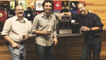 PicoBrew raises $10.6M to fuel production of at-home beer-making machines
