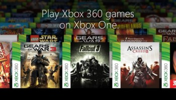 Here are the 104 Xbox 360 games you'll be able to play on Xbox One with backward compatibility