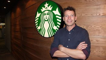 Q&A: Seattle startup vet Kelly Smith on his new role with Starbucks China, and life in Shanghai