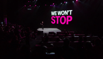 T-Mobile allegedly throttles YouTube streams, despite absence from Binge On program