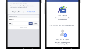 Facebook introduces new tools to make it easier to digitally detox from your ex