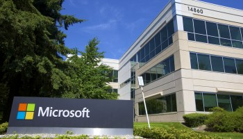 Microsoft's female workforce drops 2%, but company boosts diversity among top execs