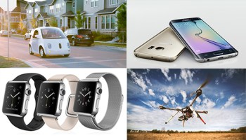 The most important technologies of 2015: Our top geeks make their picks