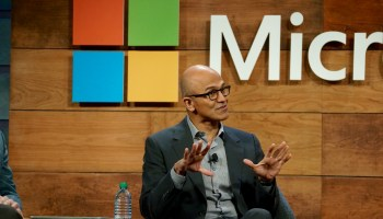 Microsoft beats earnings expectations with $24.7B in revenue as stock reaches all-time high