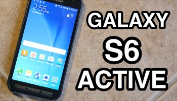 Video Review: Samsung Galaxy S6 Active is a super-rugged smartphone