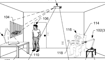 Amazon files patent to 'transform' your entire living room into another reality