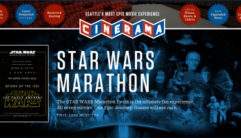 Ready for 'Star Wars'? Here are the details on Cinerama's sold-out marathon event