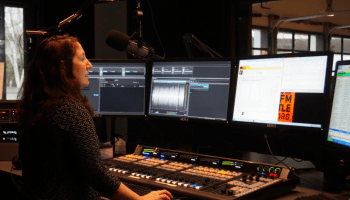 KEXP shows off new digs: Public space for live shows and more streaming music in the works